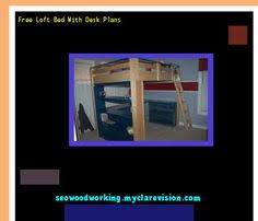 Free Loft Bed Woodworking Plans by Wall Unit Desk Plans 181339 Woodworking Plans And Projects