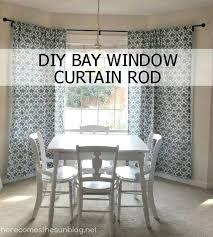 kitchen bay window curtain ideas bay window curtain ideas kitchen bay window curtain ideas
