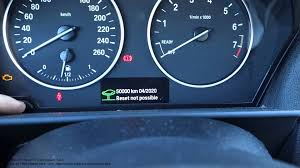 reset bmw 1 series service light how to reset all service lights bmw 1 serie f20 years 2012 to