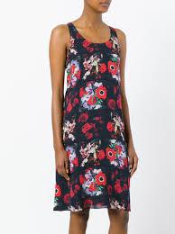 sleeveless dress kenzo flower print sleeveless dress 760 buy online mobile