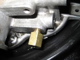 nissan 350z oil pressure ahh s t cracked oil sender hole g35driver infiniti g35 u0026 g37