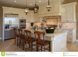 modern luxury kitchen stock photography image 4261792