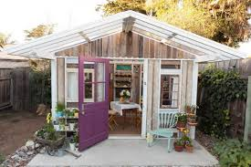 slo company a place to grow builds backyard u0027she sheds u0027 the tribune