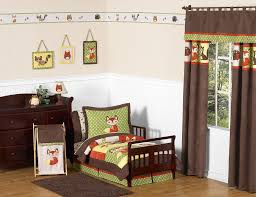 Jojo Design Bedding Woodland Forest Friends Toddler Bedding 5pc Comforter U0026 Sheet