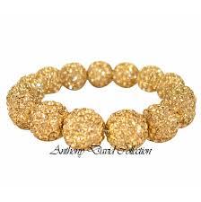 multi color swarovski crystal bracelet images Anthony david gold crystal ball bracelet lindsay jpg