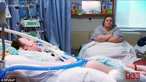 600 lb life dottie perkins now 640lb woman forced to have life saving surgery biggies boxers