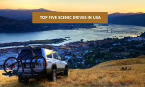 best scenic road trips in usa top five scenic drives in usa trip reviewer