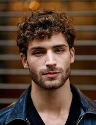 hairstyles for curly haired square jawed men 30 new stylishly masculine curly hairstyles for men