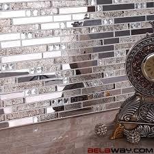 Steel Tile Backsplash by 30 Best Backsplash Images On Pinterest Glass Tiles Backsplash