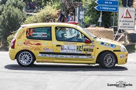 nania si e auto sgb rallye protagonista con lanzalaco e nania al rally event