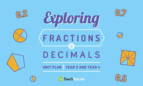 Student Desk Plates by 31 Activities And Resources For Teaching Fractions In The