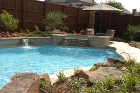 Backyard Pools And Spas by Freeform Pools Photo Gallery Custom Pools Images Dallas