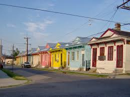 new orleans colorful houses file new orleans colorful row of houses 2006 jpg wikimedia commons