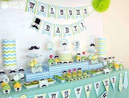 mustache themed baby shower mustache themed baby shower food ideas bash party photo
