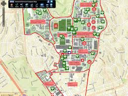 map of areas and surrounding areas layer ucla interactive cus map