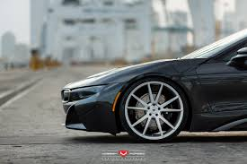 Bmw I8 On Rims - bmw i8 duo vossen forged precision series vossen wheels 2015
