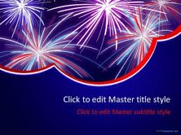 fireworks backgrounds for powerpoint u2013 happy holidays