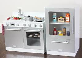 kids gourmet toy kitchens childrens white play ovens wooden