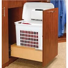 Bathroom Cabinet With Built In Laundry Hamper Rev A Shelf U0027 U0027rev A Motion