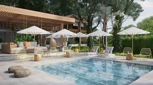 The Backyard Hotel Gilded Iguana Reopens In Nosara
