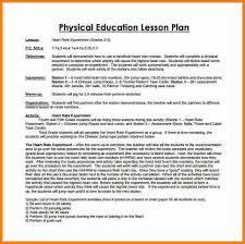 doc 16501275 physical education lesson plan template u2013 pe lesson