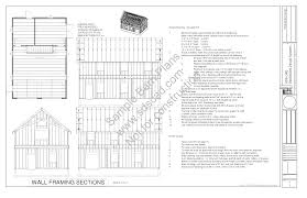 24x36 Garage Plans custom 24 u0027 x 36 u0027 2 story barn plans blueprints construction