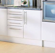 kitchen wall cabinets with glass doors b q beveled edge satin matt white kitchen cupboard doors fit