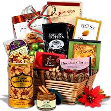 holiday gift guide gourmet gift baskets christmas basket giveaway