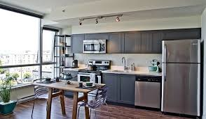 New Trends In Kitchen Cabinets Delighful Small Modern Kitchen Designs 2015 Stunning Very Lshaped