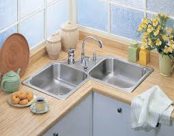 Corner Kitchen Sink Ideas Emejing Corner Kitchen Sink Contemporary Liltigertoo