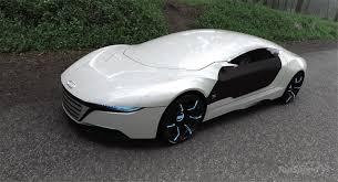 audi color changing car audi a9 concept car repairs itself and changes colour
