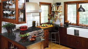 In Design Kitchens Kitchens Bathrooms Design For The Arts Crafts House Arts