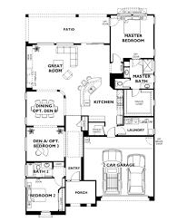 house models plans trilogy at vistancia suscito floor plan model home floor plans