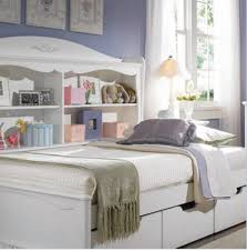 Daybed With Bookcase with Trend Daybed With Bookcase Headboard 16 For Your Free Bookcase