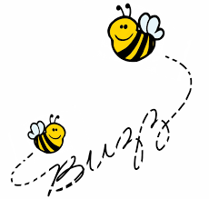 free buzzing bee clipart image 5089 bees clip art free