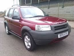 land rover freelander 1999 land rover freelander review and photos