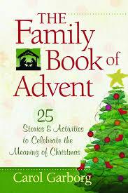 family book of advent pocket inspirations carol garborg