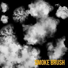 set of smoke brush photoshop brushes free brushes textures psds