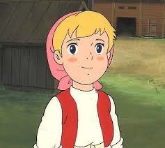 تاریخچه ی کارتون حنا دختری در مزرعه + عکس 1