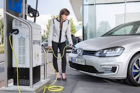 vw considers making an electric volkswagen to install 12 000 charging points in germany