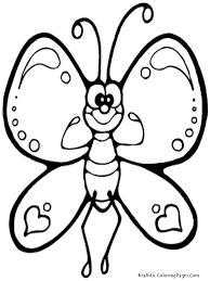 cute butterfly coloring pages coloring pages