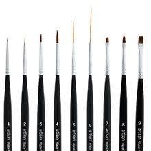 acrylic nail brush expertly handcrafted 100 kolinsky u0026 sable hair