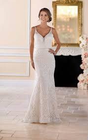 column wedding dresses wedding dresses all lace column wedding dress stella york