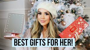 Christmas Presents For Her Best Christmas Gifts For Her 2017 Alexandrea Garza Youtube