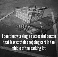 Shopping Cart Meme - dopl3r com memes i dont know a single successful person that