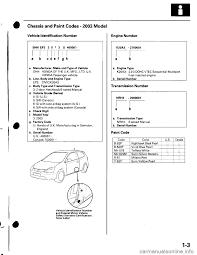 honda civic 2003 7 g workshop manual