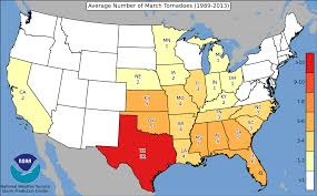 Severe Weather Map Numerous Severe Weather Threats Likely To End March Like A Lion