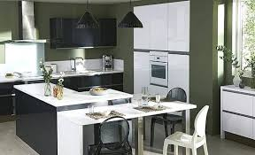 les mod鑞es de cuisine marocaine modele de cuisine en u une cuisine ouverte en u modele de cuisine