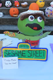 Oscar The Grouch Pumpkin Decorating by 2016 Pumpkin Decorating Contest Winners The Front Porch