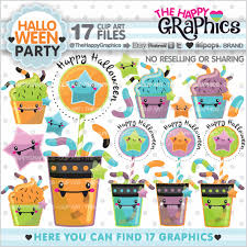 80 off halloween clipart halloween graphics commercial use